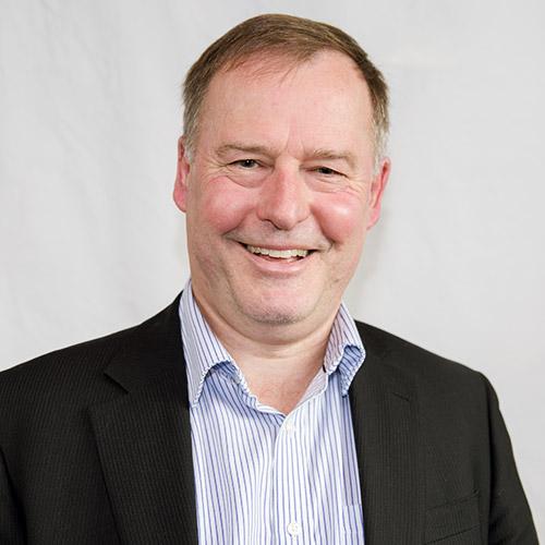 Robin Snelling CFO